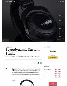 Beyerdynamic Custom Studio