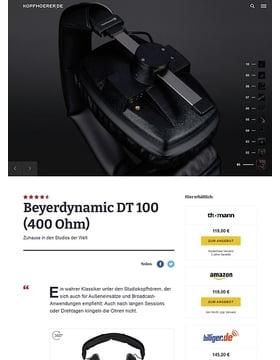 Beyerdynamic DT-100/400-B