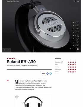 Roland RH-A30