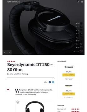 Beyerdynamic DT-250/80