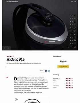AKG K-915