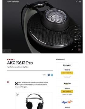 AKG K-612 Pro