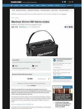 Blackstar ID:Core 40H Stereo