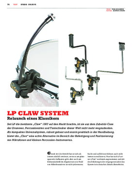 LP Claw System