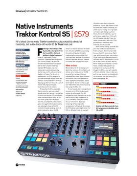 Native InstrumentsTraktor Kontrol S5