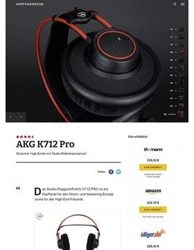 AKG K-712 Pro