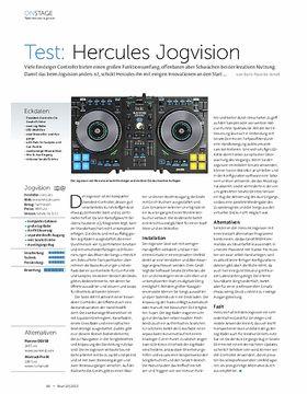 Hercules Jogvision