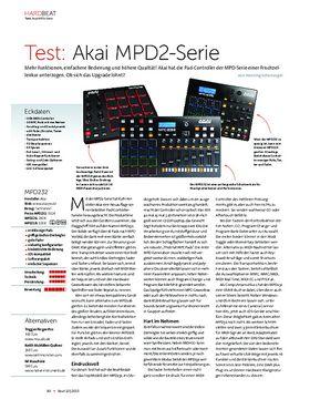 Akai MPD2-Serie