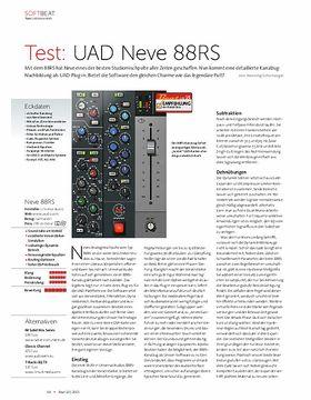 UAD Neve 88RS