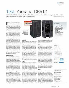 Yamaha DBR12