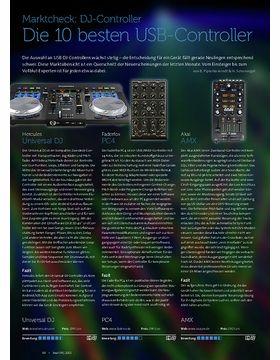 Die 10 besten USB-DJ-Controller