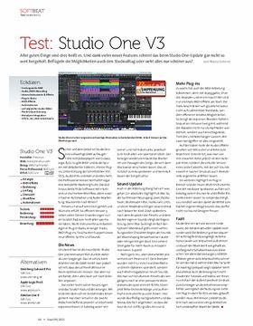 Studio One V3