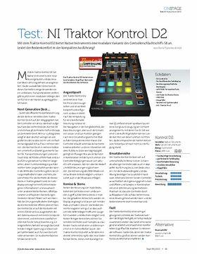 NI Traktor Kontrol D2