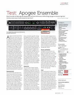 Apogee Ensemble