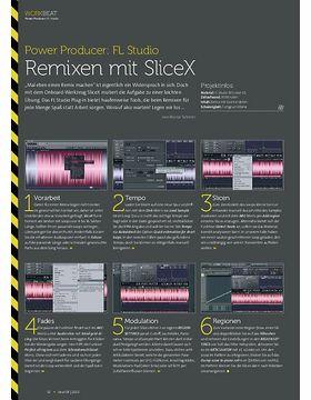 FL Studio - Remixen mit SliceX