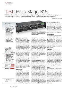 Motu Stage-B16