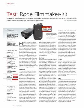 Røde Filmmaker-Kit