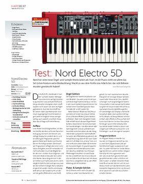 Nord Electro 5D