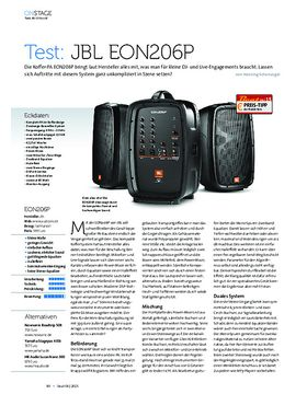 JBL EON206P