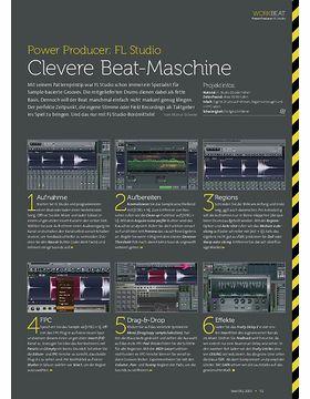 FL Studio - Clevere Beat-Maschine