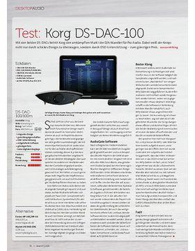 Korg DS-DAC-100