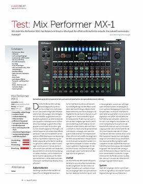 Roland Mix Performer MX-1