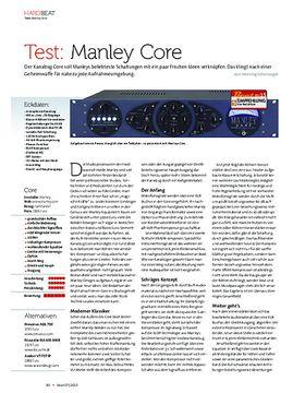 Manley Core
