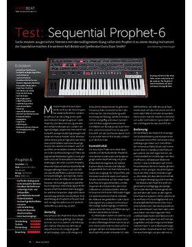 Sequential Prophet-6