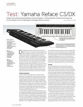 Yamaha Reface CS/DX