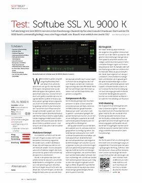 Softube SSL XL 9000 K