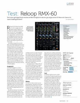 Reloop RMX-60