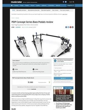 PDP Concept Series Bass Pedals