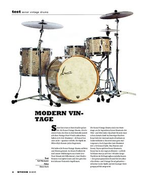 Sonor Vintage Drums
