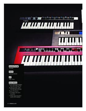 Yamaha Reface Mini-Keyboards