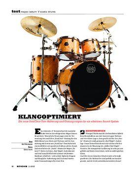 Mapex Saturn V Exotic Drums