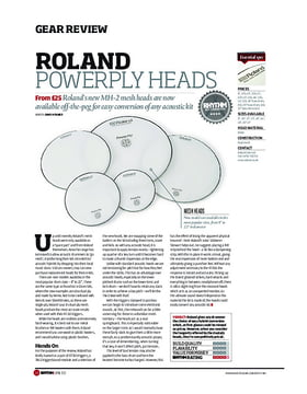 Roland Powerply Heads