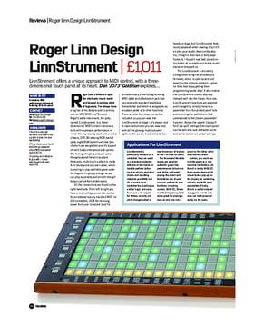Roger Linn Design LinnStrument