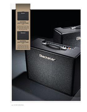Blackstar Artist 15 1X12 Combo
