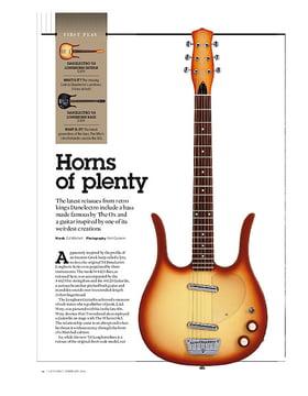Danelectro '58 Longhorn Bass