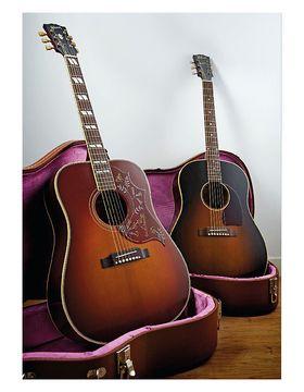 Gibson Hummingbird Vintage