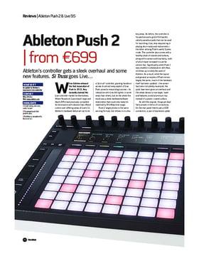 Ableton Push 2