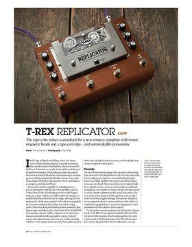 T-Rex Replicator