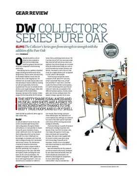 Dw Collectors Series Pure Oak