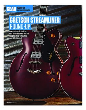 Gretsch G2420T, G2622, G2655 Streamliner Round-Up