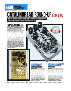 Catalinbread Round-Up