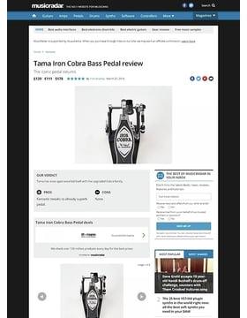 Tama Iron Cobra Bass Pedal