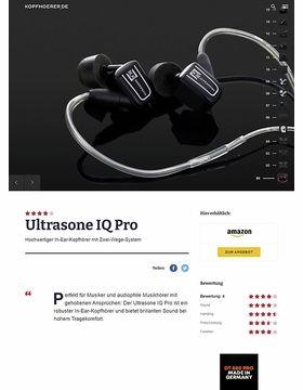 Ultrasone IQ Pro