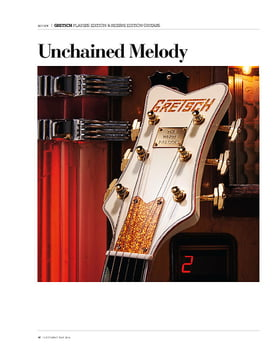 Gretsch Players Edition & Reissue Edition Guitars