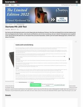 Startone MK-200