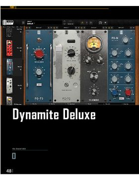 Slate Digital Virtual Preamp Collection & FG Bomber